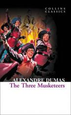 COLLINS CLASSICS : THE THREE MUSKETEERS Paperback A FORMAT