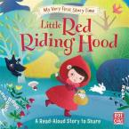 LITTLE RED RIDING HOOD : FAIY TALE WITH PICTURE GLOSSARY AND AN ACTIVITY HC BBK