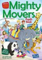 MIGHTY MOVERS STUDENT'S BOOK 2ND ED