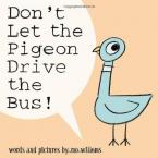 DON'T LET THE PIGEON DRIVE THE BUS!  HC
