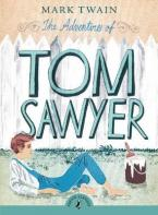PUFFIN CLASSICS : THE ADVENTURES OF TOM SAWYER Paperback A FORMAT