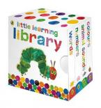 THE VERY HUNGRY CATERPILLAR: LITTLE LEARNING LIBRARY HC BBK BOX SET