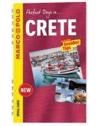 CRETE MARCO POLO SPIRAL GUIDE Paperback