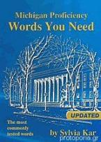 MICHIGAN PROFICIENCY WORDS YOU NEED Student's Book UPDATED