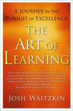 THE ART OF LEARNING  Paperback
