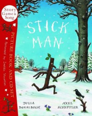 STICK MAN BOOK (+ CD) Paperback