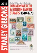 STANLEY GIBBONS STAMP CATALOGUE: COMMONWEALTH & EMPIRE STAMPS Paperback
