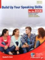 BUILD UP YOUR SPEAKING SKILLS ECCE STUDENT'S BOOK