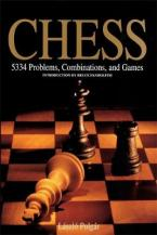 CHESS : 5334 PROBLEMS, COMBINATIONS AND GAMES Paperback