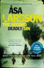 THE SECOND DEADLY SIN Paperback B FORMAT