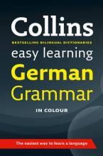 COLLINS EASY LEARNING : GERMAN GRAMMAR  Paperback