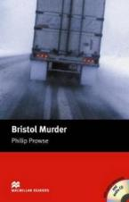 MACM.READERS : BRISTOL MURDER INTERMEDIATE (+ CD)