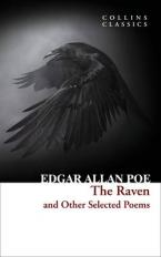 COLLINS CLASSICS : THE RAVEN AND OTHER SELECTED POEMS Paperback A