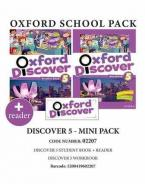 OXFORD DISCOVER 5 SUPER PACK - 02559