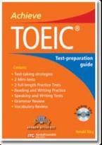 ACHIEVE TOEIC STUDENT'S BOOK