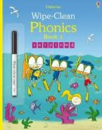 WIPE-CLEAN PHONICS: BOOK 1  PB