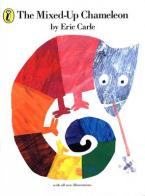 PICTURE PUFFIN : THE MIXED-UP CHAMELEON Paperback