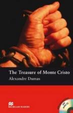 MACM.READERS : THE TREASURE OF MONTE CRISTO PRE-INTERMEDIATE (+ CD)