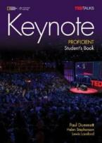KEYNOTE PROFICIENT STUDENT'S BOOK (+ DVD)