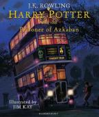 HARRY POTTER AND THE PRISONER OF AZKABAN ILLUSTRATED EDITION  HC