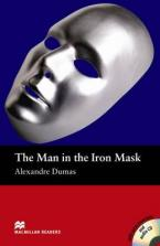 MACM.READERS : THE MAN IN THE IRON MASK BEGINNER (+ CD)