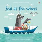 USBORNE PHONIC READERS : SEAL AT THE WHEEL Paperback