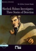 R&T. 3: SHERLOCK HOLMES INVESTIGATES B1.2 (+ CD-ROM)
