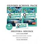 OXFORD DISCOVER 6 PACK MINI (SB + WORKBOOK + READER) - 02269