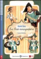 LEJ 2: LES TROIS MOUSQUETAIRES (+ CD)