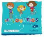 LES LOUSTICS 2 A1 CD AUDIO CLASS (3)