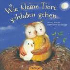 WIE KLEINE TIERE SCHLAFEN GEHEN Teacher's Book
