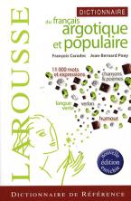 DICTIONNAIRE DU FRANCAIS ARGOTIQUE ET POPULAIRES Paperback