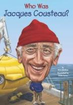 WHO WAS JACQUES COUSTEAU?  Paperback