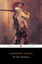 PENGUIN CLASSICS : THE THREE MUSKETEERS Paperback B FORMAT
