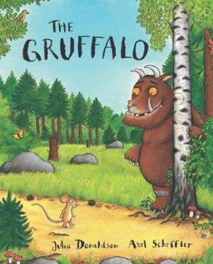 THE GRUFFALO HC