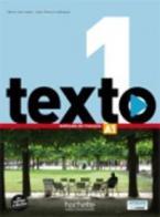 TEXTO 1 A1 METHODE (+ DVD ROM + MANUEL NUMERIQUE)