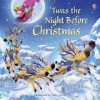 TOWARDS THE NIGHT BEFORE CHRISTMAS Paperback
