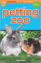 SCHOLASTIC DISCOVER MORE READER LEVEL 1: PETTING ZOO HC