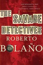 THE SAVAGE DETECTIVES Paperback