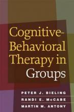 COGNITIVE BEHAVIOURAL THERAPY IN GROUPS Paperback