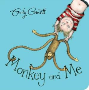 MONKEY AND ME  Paperback