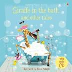 GIRAFFE IN THE BATH & OTHER TALES with CD HC