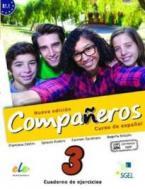 COMPANEROS 3 B1.1 EJERCICIOS N/E