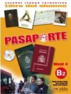 PASAPORTE ELE 4 B2 ALUMNO (+ CD)