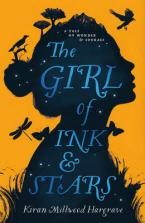 THE GIRL OF INK & STARS  Paperback