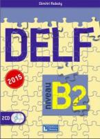 DELF B2 METHODE 2015 N/E