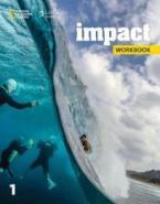 IMPACT 1 WORKBOOK - AMER. ED.