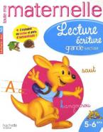 LECTURE - ECRITURE GRANDE SECTION (5-6 ANS) 1ST ED