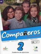 COMPANEROS 2 A2 EJERCICIOS N/E