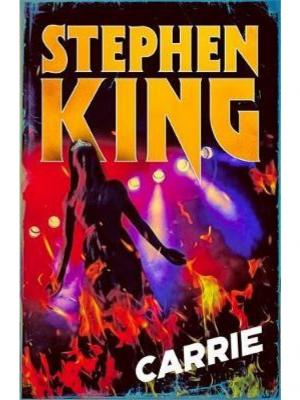 CARRIE Halloween edition Paperback B
